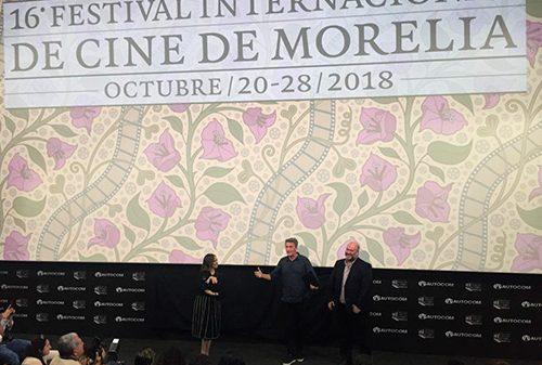 16 Festival internacional de cine de Morelia