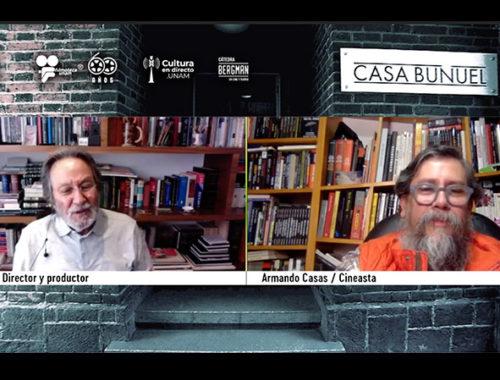 Jorge Fons y Armando Casas