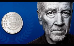David Lynch - medalla filmoteca UNAM