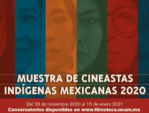 Muestra de cineastas indígenas mexicanas