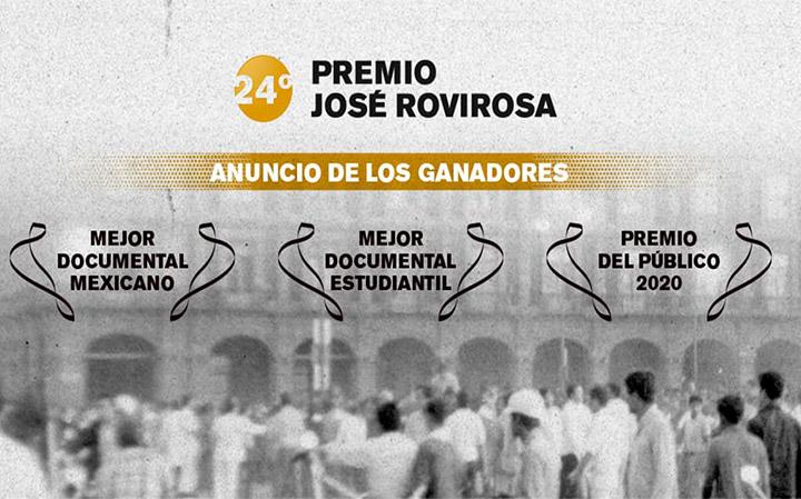 Ganadores Premio José Rovirosa 2020