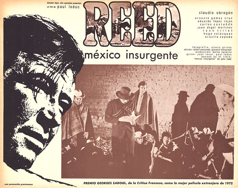 Reed Mexico Insurgente