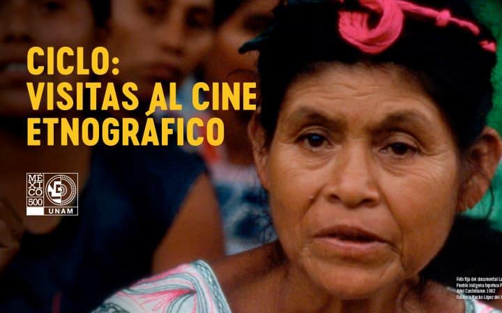 Ciclo de cine: Visitas al cine etnográfico